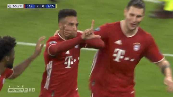 Mira los goles de Bayern Munich 4 - At. Madrid 0