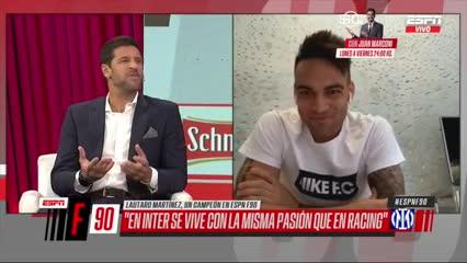 """Lautaro a Seba Domínguez: """"No pegaba tanto como vos"""""""