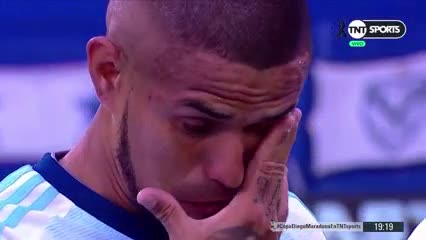 El llanto de Víctor Ayala