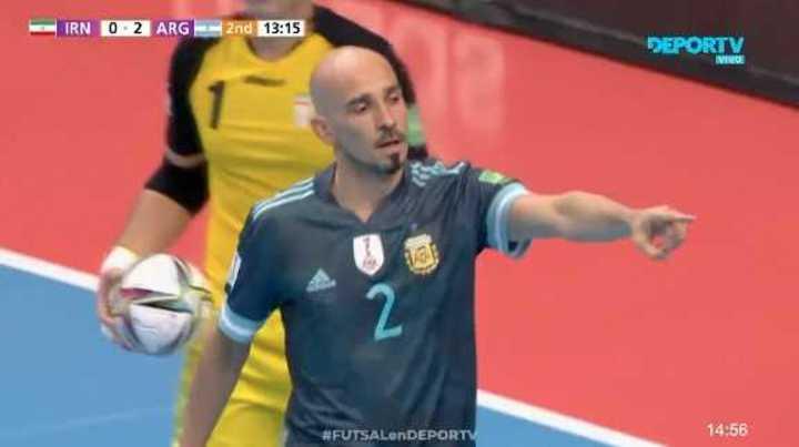 El resumen de Argentina 2 - Irán 1