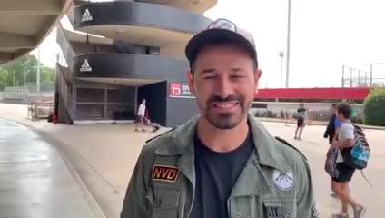 Mora le dejó un mensaje a los hinchas de River
