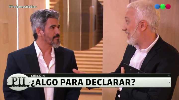Ortega y la polémica con Pablo Pérez