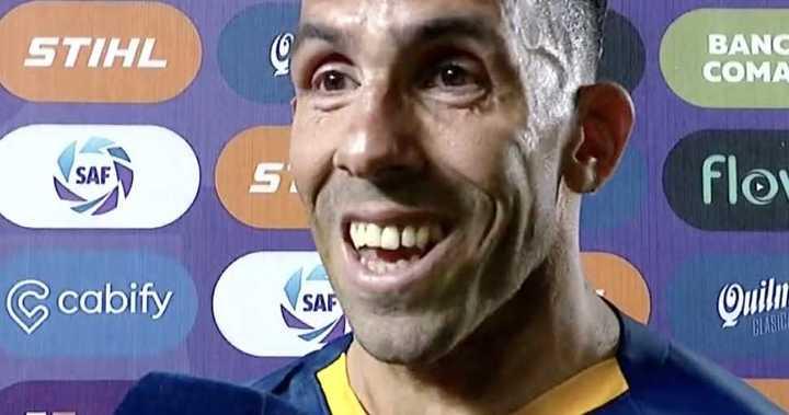 """Carlos Tevez: """"Estoy feliz, estoy en mi casa"""""""