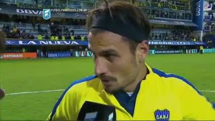 Osvaldo ya sabe lo que es ganarle a River