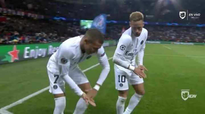 Llegó el segundo de la mano de Neymar