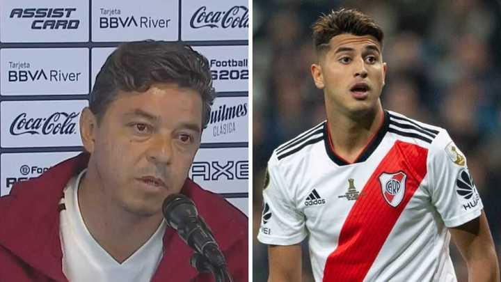 """""""Irse del club es un paso que tiene que tomar el futbolista"""""""