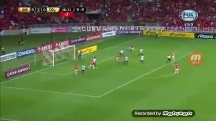 Paolo Guerrero puso el 1-0 del Inter