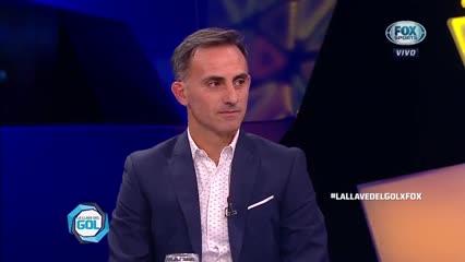 Sergio Batista se enteró en vivo de la muerte del Tata Brown