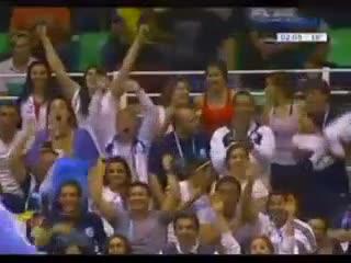 Fede Pizarro la había metido de tiro libre en los Panamericanos 2011