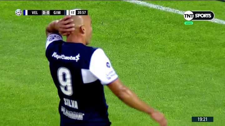Silva estuvo cerca del primero
