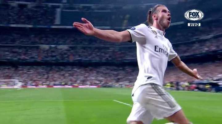 Bale para el segundo del Real