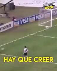 "El video institucional de Boca en el que se habla de ""Riber"""