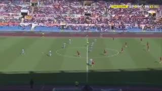 El resumen de Roma 3 - Lazio 1