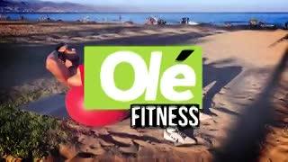 La clase de fitness de José Ruiz