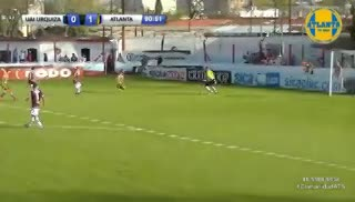 De penal, Fabricio Pedrozo decretó el 2-0