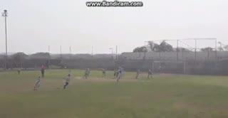 El 3-0 de Centro Español a Muñiz