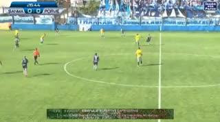 Acevedo convirtió el 1-0