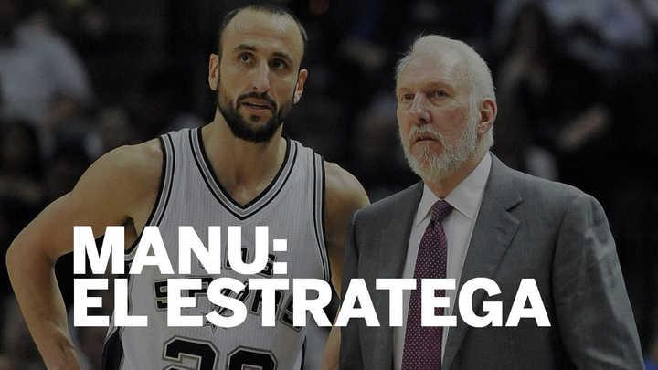 Manu Ginóbili, ¿técnico asistente de San Antonio?