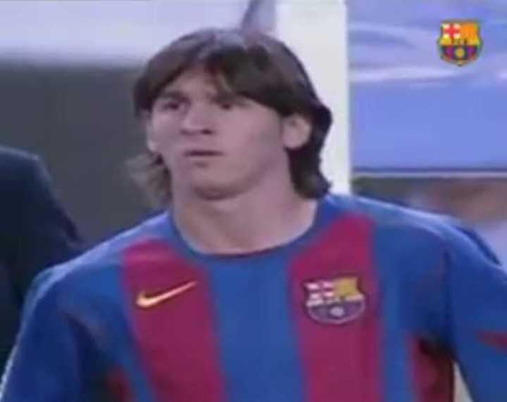 A 14 años del debut de Messi