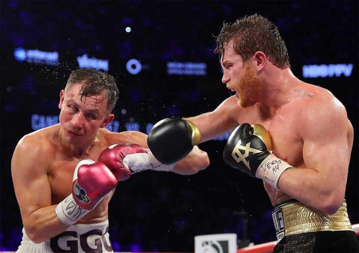 Lo mejor de la pelea entre Canelo y Golovkin