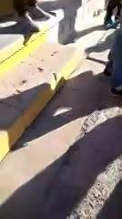 ¡Lo que apareció en la cancha de Peñarol!