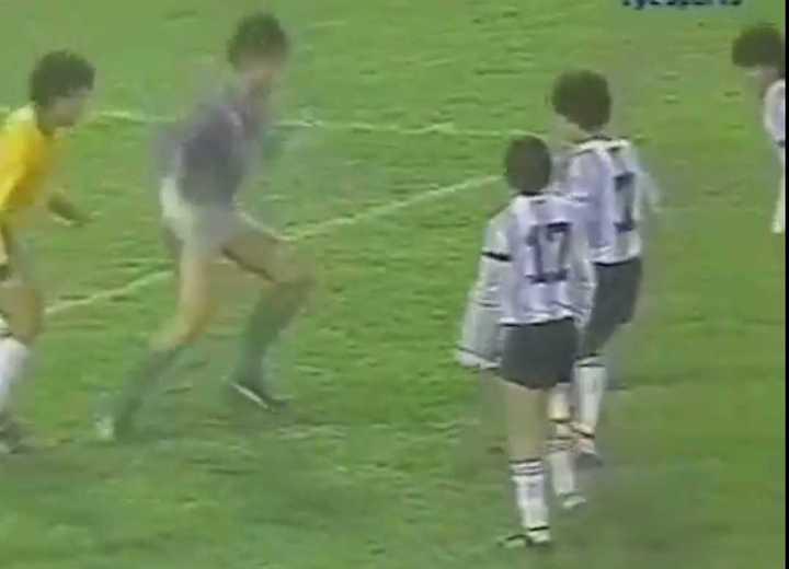Otro Maradona hizo la gran Cvita