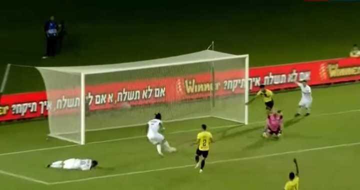El insólito gol de Habib Habibou