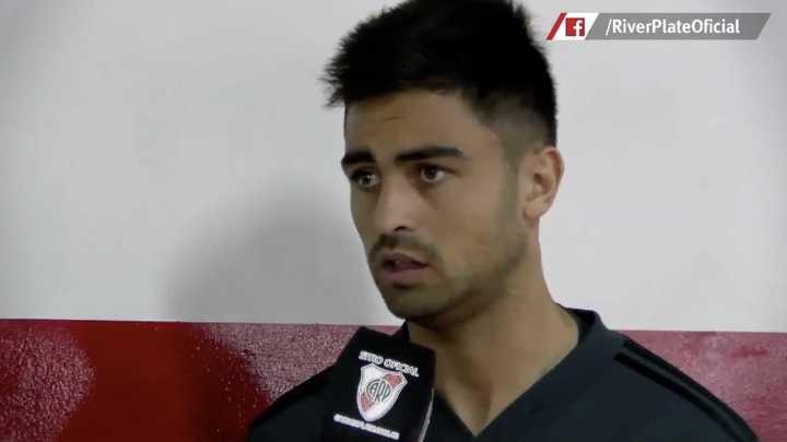 """""""Fue una experiencia única jugar con la Selección"""""""