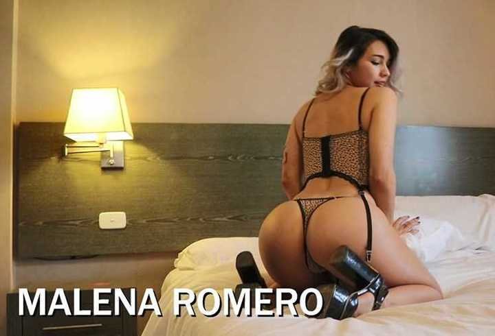 El making of de Malena Romero