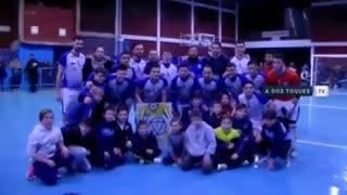 San Lorenzo derrotó 2-1 a América del Sud
