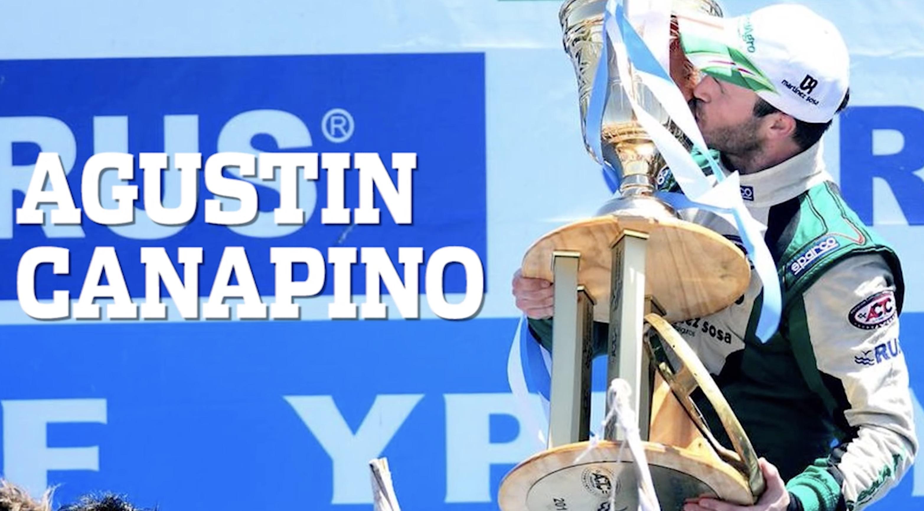El año de Agustín Canapino