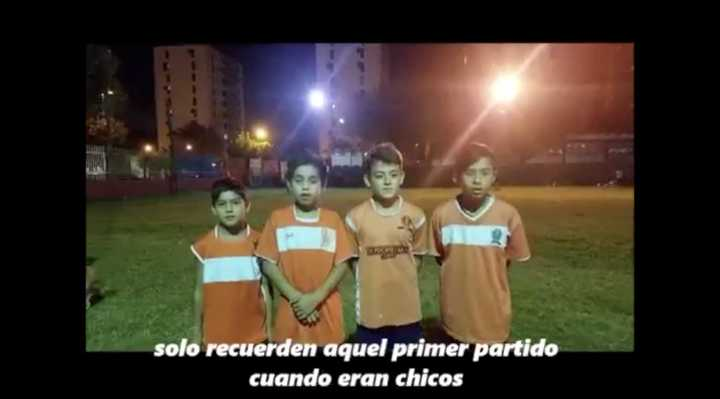 El mensaje del Club Grandoli para la Selección