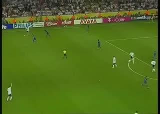 El gol de Del Piero ante Alemania en 2006