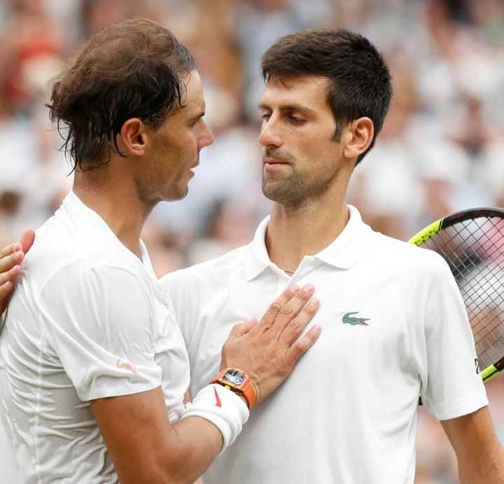 El último punto del triunfazo de Djokovic ante Nadal que puso a Nole en la final