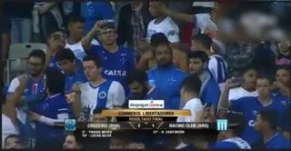 Las declaraciones de Lautaro Martínez después de Cruzeiro-Racing