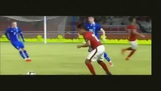 El 4-1 amistoso de Islandia sobre Indonesia