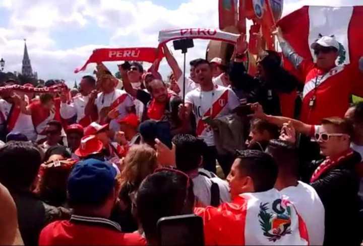 Gaste de Perú a Chile
