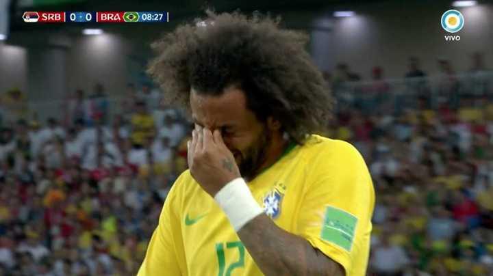 El parte médico tranquiliza a Marcelo y a todo Brasil — Oficial