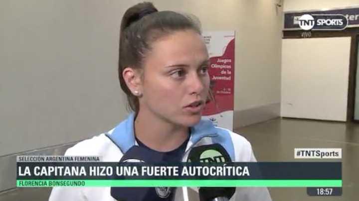 La Selección Argentina de fútbol femenino regresó al país