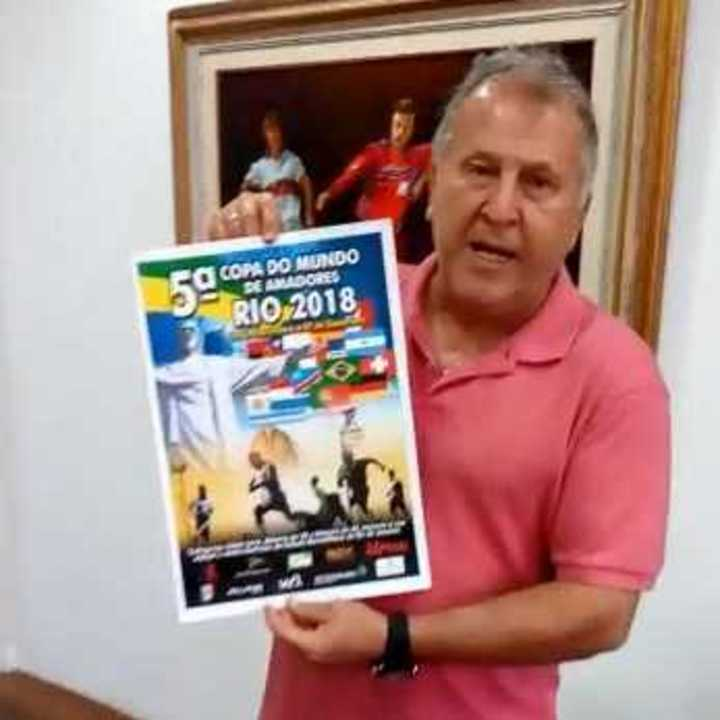 Zico te invita al Mundial Amateur
