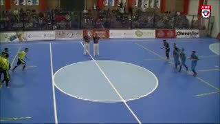 Mendoza goleó 5-0 a Cuenca Carbonífera