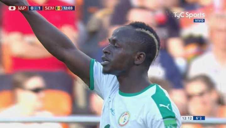 Senegal convirtió el primero rápidamente