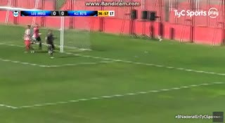 El 2-2 entre Los Andes y All Boys