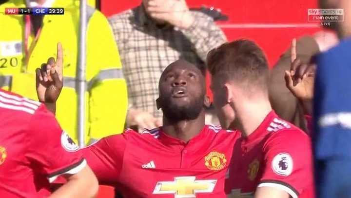 El United le ganó al Chelsea