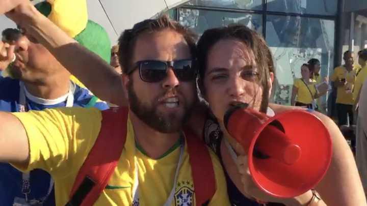 El nuevo hit brasileño: