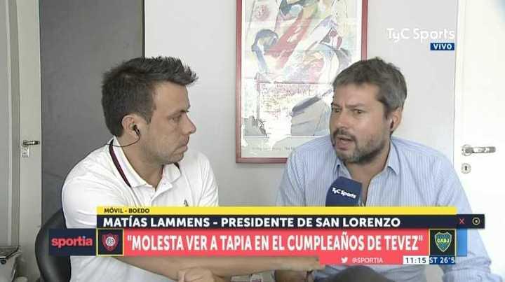 """Si ganaba Boca, era un daño al fútbol argentino"""