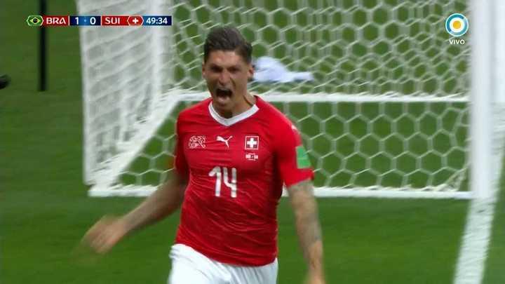 Gol de Suiza