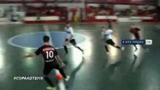 Tremendo caño en la Copa ADT