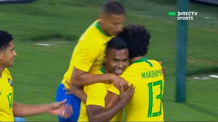 Brasil aumentó la ventaja en la última