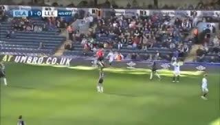 El golazo del Leeds de Bielsa ante Blackburn Rovers
